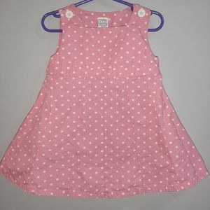 Gymboree Vintage Spring Fun Polka Dot Dress 18 24
